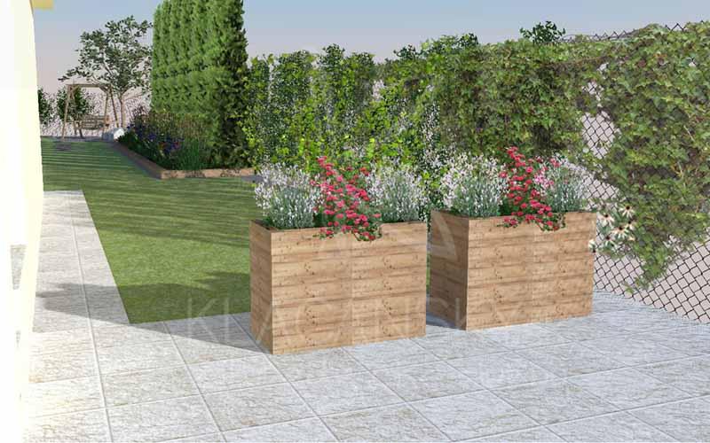 návrhy a realizácie záhrad