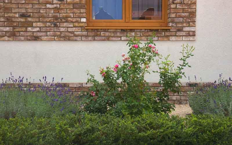 realizácie záhrad Bánovce nad Bebravou