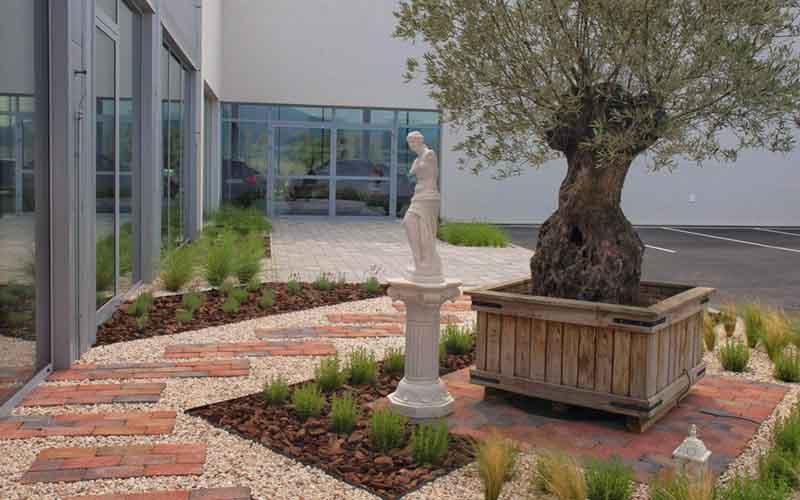 návrhy záhrad fotogalerie